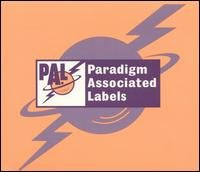 paradigm associated labels - various artists CD 4-discs used near mint