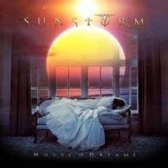 sunstorm - house of dreams CD 2009 frontiers italy 11 tracks used mint