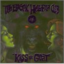 the electric hellfire club - kiss the goat CD 1995 cleopatra used mint