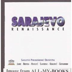 sarajevo renaissance - sarajevo philharmonic CD 1997 milan used mint