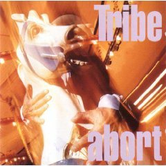 tribe - abort CD 1991 slash warner 12 tracks used mint