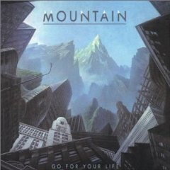 mountain - go for your life CD 1985 sony 2001 axe killer france used mint