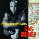 popa chubby - gas money CD 1993 laughing bear records used mint
