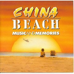 china beach - music and memories - various artists CD 1990 warner SBK capitol used mint