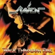 raven - walk through fire CD 2009 king recordmade in japan 15 tracks used mint