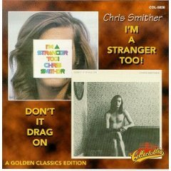 chris smither - i'm a stranger too! / don't it drag on CD 1997 collectables used mint