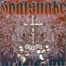 goatsnake - flower of disease CD 2000 made in england used water damage to inserts
