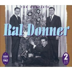 ral donner - the complete ral donner 1959 - 1962 CD 2-discs 1991 sequel made in england mint