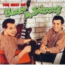 nto & johnny - the best of santo & johnny CD 1997 stardust canada new