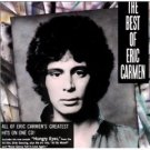 eric carmen - the best of eric carmen CD 1988 arista used mint