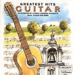 john williams - greatest hits guitar CD 1994 sony 21 tracks used mint