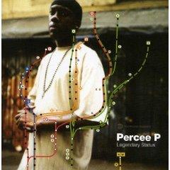 percee p - legendary status CD 2005 MTA rhyme inspector 20 tracks used mint