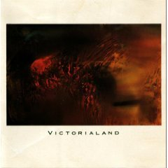 cocteau twins - victorialand CD 1986 4AD beggars banquet made in france used