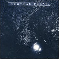 cocteau twins - the pink opaque CD 1985 4AD beggars banquet made in UK used