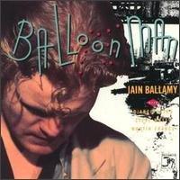 iain ballamy - balloon man CD 1989 EG records 8 tracks used mint