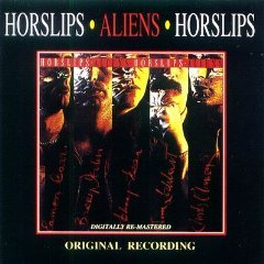 horslips - aliens CD outlet recording belfast 11 tracks used mint