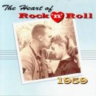 the heart of rock n roll 1959 - various artists CD 1995 time life polygram used mint