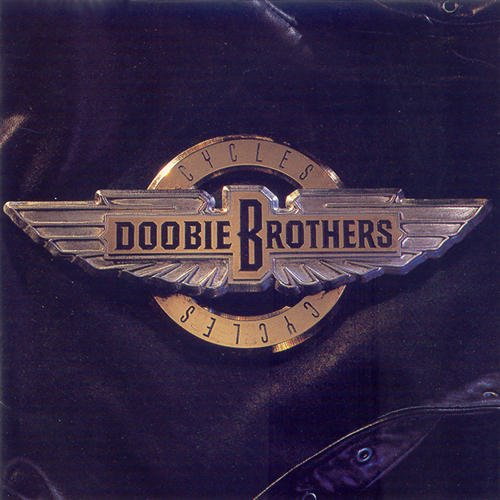 doobie brothers - cycles CD 1989 capitol used mint