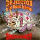 Dr. hector & the groove injectors - emergency CD 1991 ichiban used mint front insert punched
