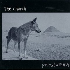 the church - priest = aura CD 1992 arista used mint