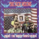 the dick nixons - paint the white house black CD 1992 triple x 23 tracks used mint