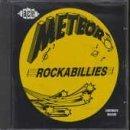 meteor rockabillies - various artists CD 1993 meteor 24 tracks used near mint