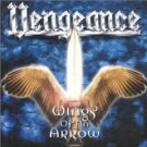 vengeance - wings of an arrow CD 2000 pseudonym records 14 tracks used mint