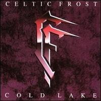 celtic frost - cold lake CD 1988 noise international used near mint