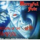 mercyful fate - return of the vampire CD 1992 roadrunner 9 tracks used mint