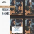 brownie mcghee - the complete brownie mcghee CD 2-discs 1994 sony used mint