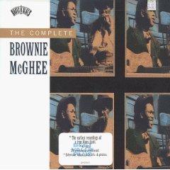 brownie mcghee - the complete brownie mcghee CD 2-discs 1994 sony used mint