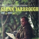 glenn yarbrough - time to move on CD 1999 folk era used mint
