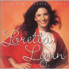 loretta lynn - all time greatest hits CD 2002 MCA BMG Direct used mint