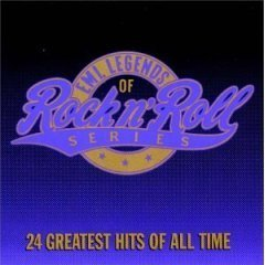 EMI legends of Rock n Roll series - 24 greatest hits of all time CD 1991 EMI BMG Direct used mint