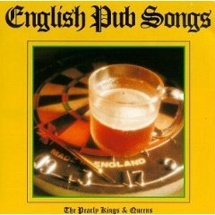 english pub songs - the pearly kings & queens CD 1990 PPI Compose used mint