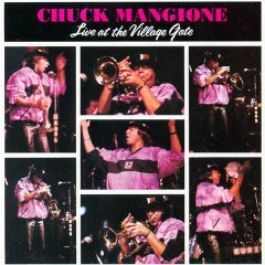 chuck mangione - live at the village gate CD 2-discs 1989 feels so good gates music used