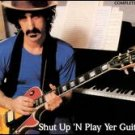 frank zappa - shut up 'N play yer guitar CD 2-discs 1986 rykodisc used mint