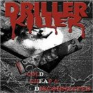 driller killer - cold cheap & disconnected CD osmose 11 tracks used near mint