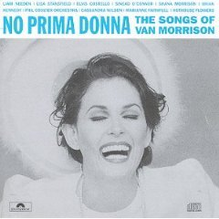 no prima donna - the songs of van morrison CD 1994 polydor exile 10 tracks used mint