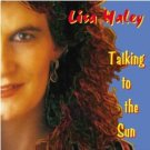 lisa haley - talking to the sun CD 2002 blue fiddle sindrome used mint barcode punched