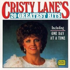 cristy lane - 20 greatest hits CD 1991 tee vee records highland music used mint
