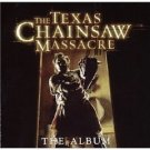 the texas chainsaw massacre the album CD 2003 DRT bulletproof used mint