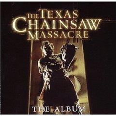 the texas chainsaw massacre the album CD 2003 DRT bulletproof used mint