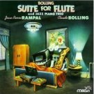bolling suite for flute - jean-pierre rampal claude bolling CD 1993 milan BMG Direct used mint