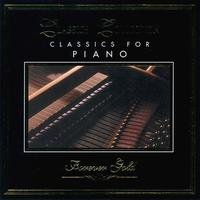 classics for piano - Bach, Beethoven, Chopin, Debussy, Liszt ... CD 2000 st. clair castle used mint