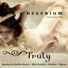 delerium featuring nerina pallot - truly CD single 2004 nettwerk 6 tracks used mint