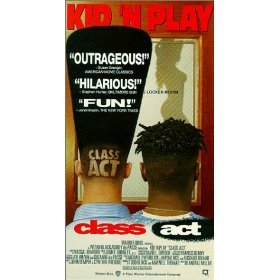 kid 'n play - christopher reid, christopher martin VHS 1992 warner used very good
