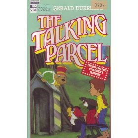 gerald durrell's the talking parcel VHS thorn EMI HBO used very good