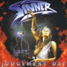 sinner - judgement day CD 1997 2000 nuclear blast made in germany 14 tracks mint
