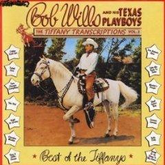 bob wills and his texas playboys - tiffany transcriptions vol.2 CD 1987 rhino mint